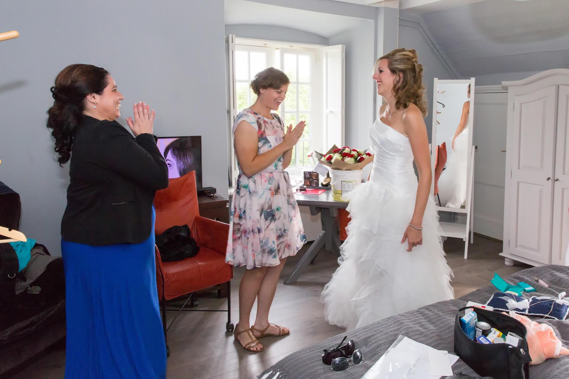 bruiloft groot warnsborn