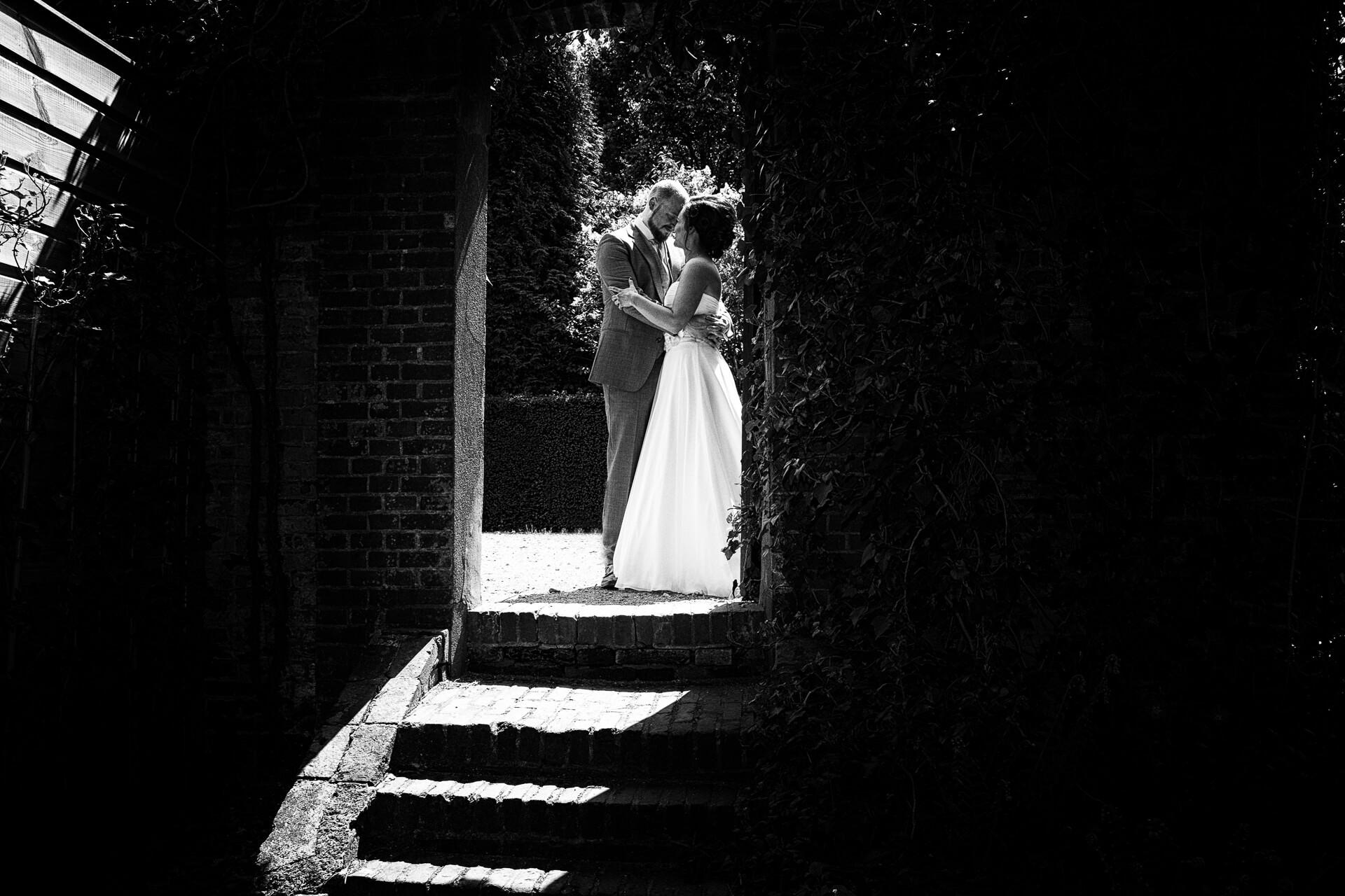 groot warnsborn, bruiloft
