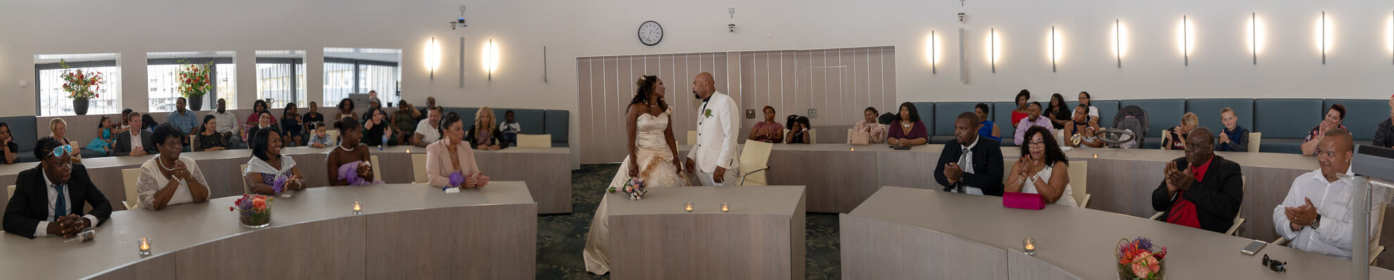 trouwceremonie, trouwen